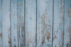 Struttura di legno colorata incrinata Fotografia Stock