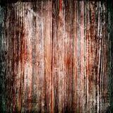 Struttura di legno colorata misera Fotografia Stock