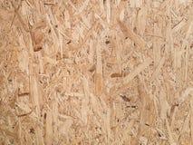 Struttura di legno compressa riciclata del fondo del truciolato immagine stock libera da diritti