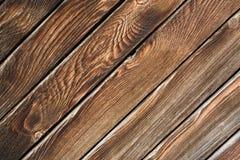 Struttura di legno con il reticolo naturale Fotografia Stock Libera da Diritti