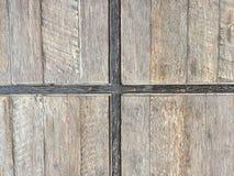 Struttura di legno d'annata Fotografie Stock