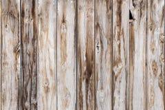 Struttura di legno d'annata del fondo della plancia Vecchio grunge Fotografia Stock