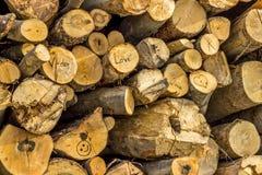 Struttura di legno dei biglietti di S. Valentino Fotografia Stock