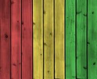 Struttura di legno del bordo Fotografie Stock Libere da Diritti