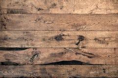 Struttura di legno del Brown Fotografia Stock