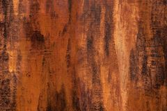 Struttura di legno del Brown Priorità bassa di legno Superficie di un bordo di legno Immagine Stock Libera da Diritti