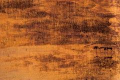 Struttura di legno del Brown Priorità bassa di legno Superficie di un bordo di legno Fotografia Stock