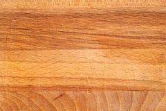 Struttura di legno del fondo del bordo dello scrittorio della cucina di taglio di vecchio lerciume Fotografia Stock Libera da Diritti