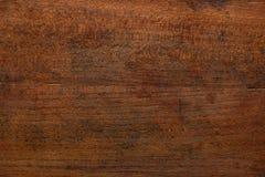 Struttura di legno del fondo di Brown Immagini Stock Libere da Diritti