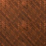 Struttura di legno del pavimento non tappezzato Immagini Stock Libere da Diritti
