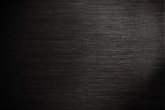 Struttura di legno del pavimento non tappezzato. Legno nero Fotografia Stock Libera da Diritti