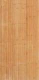Struttura di legno del pavimento, parquet di bambù Fotografia Stock Libera da Diritti