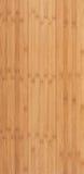 Struttura di legno del pavimento, parquet di bambù Immagine Stock Libera da Diritti