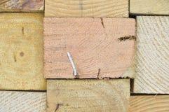 Struttura di legno del pino Grano, copertura fotografia stock