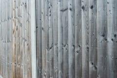 Struttura di legno del recinto, fondo di legno La struttura del fondo di vecchio bianco ha dipinto la parete di legno dei bordi d fotografia stock