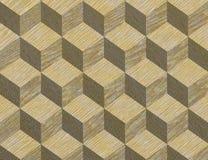 Struttura di legno del reticolo di legno illustrazione di stock