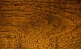 Struttura di legno del tek Fotografia Stock