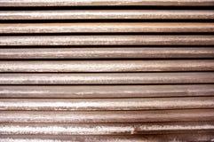 Struttura di legno dell'assicella di Brown immagine stock
