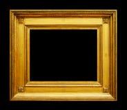 Struttura di legno dell'oro immagine stock libera da diritti