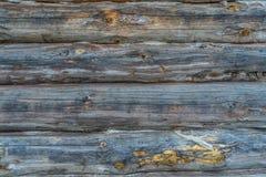 Struttura di legno della casa Immagini Stock Libere da Diritti