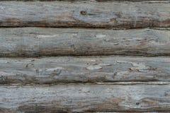 Struttura di legno della casa Fotografie Stock