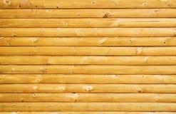 Struttura di legno della casa Fotografia Stock
