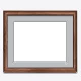 Struttura di legno della foto isolata su bianco Fotografia Stock Libera da Diritti