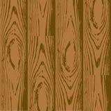 Struttura di legno della pavimentazione Priorità bassa del parchè Modello del bordo illustrazione di stock