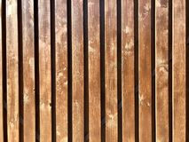 Struttura di legno della rete fissa Immagine Stock