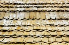 Struttura di legno delle assicelle Fotografie Stock Libere da Diritti
