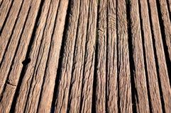Struttura di legno delle plance Immagini Stock Libere da Diritti