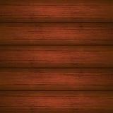 Struttura di legno delle plance di marrone scuro Fotografia Stock Libera da Diritti