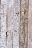 Struttura di legno demolita Fotografie Stock Libere da Diritti