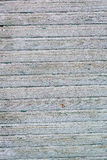 Struttura di legno demolita Fotografie Stock