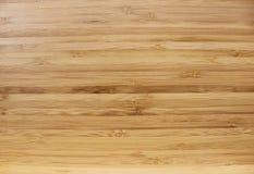 Struttura di legno di bambù della priorità bassa Fotografia Stock