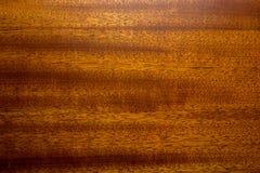 Struttura di legno di mogano fotografie stock