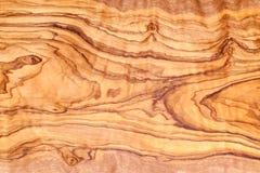 Struttura di legno di olivo Immagini Stock Libere da Diritti