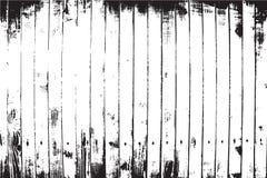 Struttura di legno di vettore illustrazione di stock