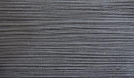 Struttura di legno falsa astratta della stampa allineata Grey Immagine Stock Libera da Diritti