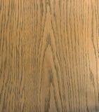 Struttura di legno falsa dettagliata marrone calda della stampa Immagini Stock