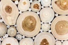 Struttura di legno Fondo astratto, modello vuoto Fotografia Stock