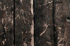 Struttura di legno - fondo del bordo di legno anziano fotografia stock libera da diritti