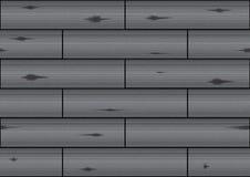 Struttura di legno - a fondo grigio Fotografia Stock Libera da Diritti