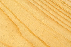Struttura di legno, giallo-chiaro Fotografie Stock
