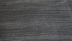 Struttura di legno grigiastra nera della stampa Fotografia Stock
