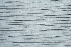 Struttura di legno incrinata verniciata Fotografia Stock