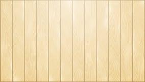 Struttura di legno leggera del fondo Fotografia Stock Libera da Diritti