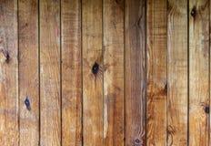 Struttura di legno leggera del recinto della parete per fondo fotografia stock libera da diritti