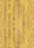 Struttura di legno leggera di vettore con la struttura del nodo royalty illustrazione gratis
