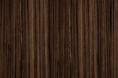 Struttura di legno di lerciume di Brown da usare come fondo Struttura di legno con il modello naturale scuro Fotografia Stock Libera da Diritti